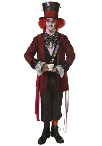 Disfraces de Sombrerero Loco con entrega 24h Funidelia