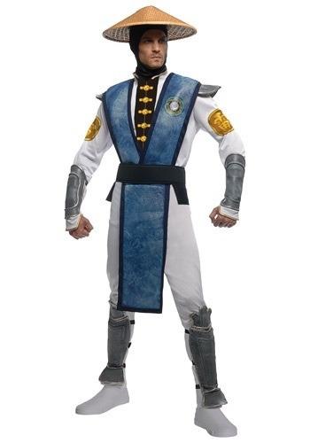 Disfraz Mortal Kombat Raiden Hombre Adulto Halloween - $ 1,649.00 en