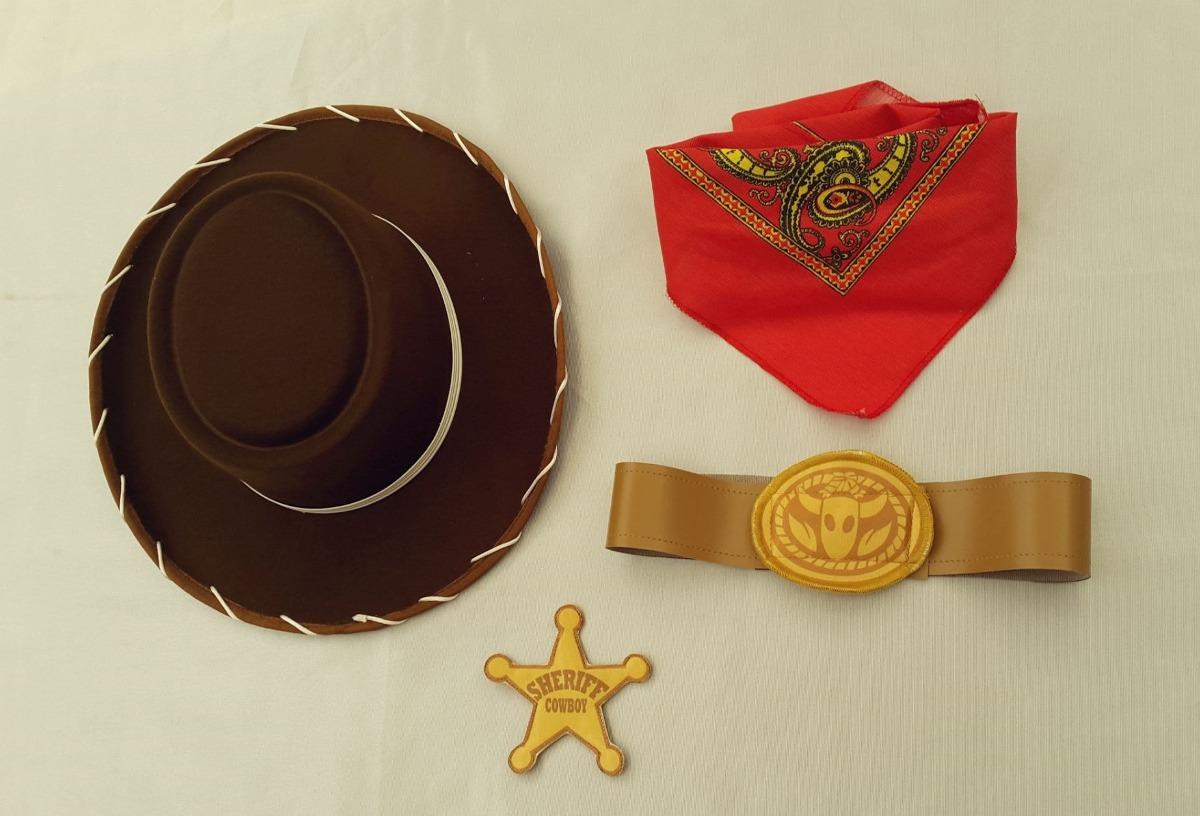 Disfraz Woody Toystory