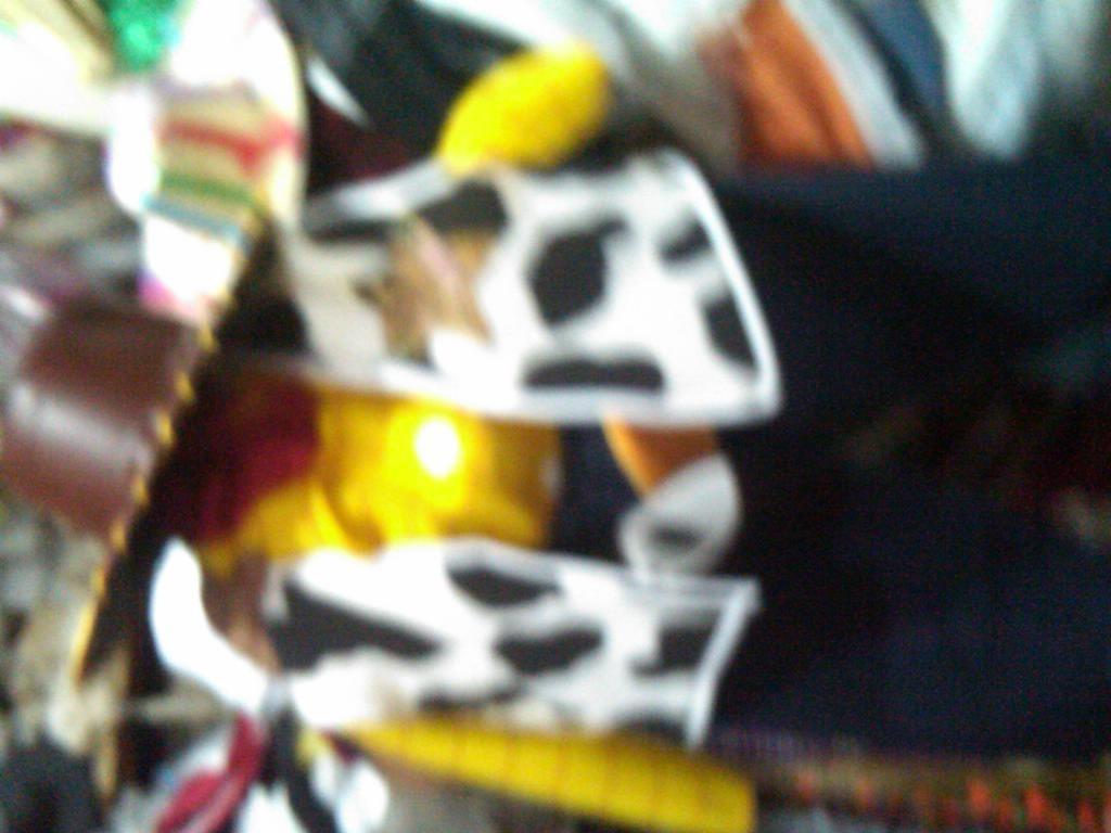Disfraz Toy Story Woody Vaquero Vaquerita - $ 375.00 en MercadoLibre