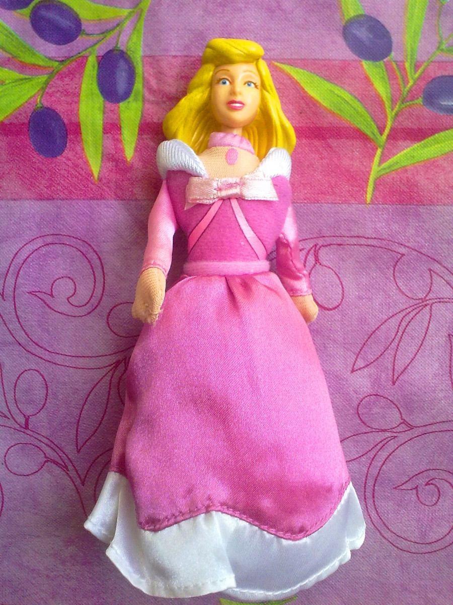 Disney Princesa Aurora De Peluche Del Mc Donalds - $ 99.98 en ...