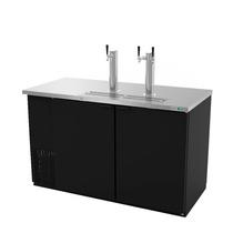 Asber Addc-68 Dispensador 2 Puertas Barril Bar Cerveza Frio