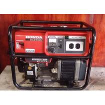 Generador O Planta De Luz Honda 2500 Watts