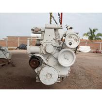 Motor Diesel Cummins Nhc250 De 240hp 6 Cilindros #257