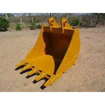 Bote Cucharon De 42 Pulgadas Para Excavadora Case 9030b