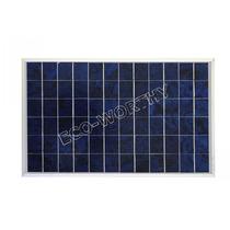Panel Solar Fotovoltaico De 20 Watts