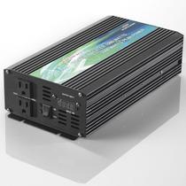 Inversor De Voltaje Onda Pura 12 V A 120 V A C, 1000 Watts