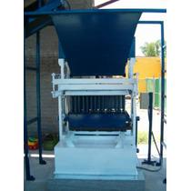 Maquina Bloquera,versatil Y De Gran Produccion