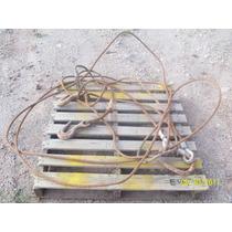 Estrobo Doble Cable De Acero 9 X 9 De 5/8 Pulgada