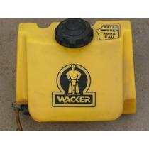 Tanque Agua Placa Vibratoria Waker Wp1550