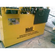Maquina Anillera Estribadora Modelo 2015