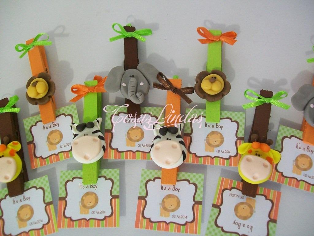 pin distintivos prendedores para baby shower safari a on pinterest