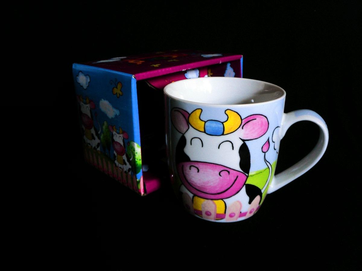 Divertidas tazas de porcelana sublimadas en for Tazas porcelana