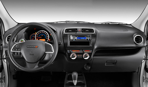 Dodge Attitude Se Mt 2016 Ac Bolsas Sony 3cil 76hp 27kml Rhc