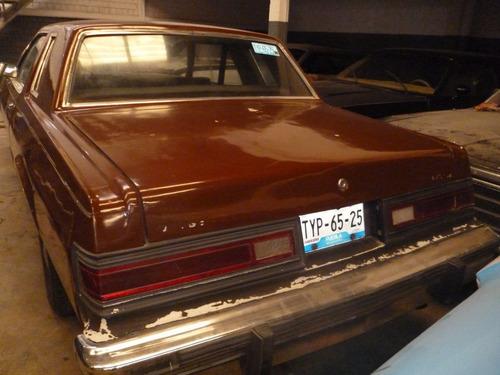Dodge Dart 1980 Seis Cilindros Automàtico