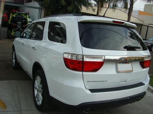 Dodge Durango 2013 Blanco