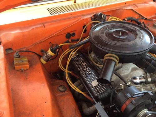 Dodge Duster Super Bee 1970