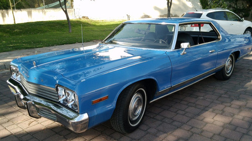 Dodge Monaco 1974 Hard Top Dos Puertas