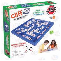 Jef-7182 Cliff Juego De Mesa Tipo Sudoku 82 Piezas De Jef