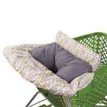 Summer Infant 2-en-1 Cushy Cesta Cubra Y Posicionador Asient