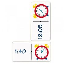 Domino Reloj Material Didactico