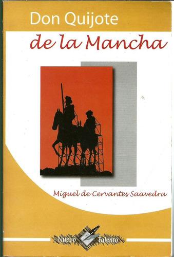 Don Quijote De La Mancha De Miguel De Cervantes Saavedra