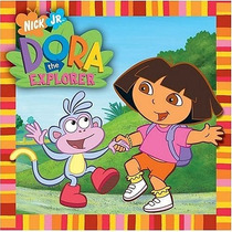 Dora La Exploradora Danza Fiesta Cd