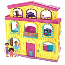 Tb Dora La Exploradora Fisher-price Dora The Explorer: Play