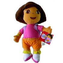 Nick Jr. Dora La Exploradora Gran Muñeca De La Felpa - 13 D