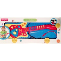 Fisher-price Be-a Star-guitarra