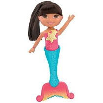 Fisher-price Dora La Exploradora Dive And Swim Sirena Dora