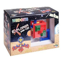 Wedgits Explorer Pak 125-125 Piece Set