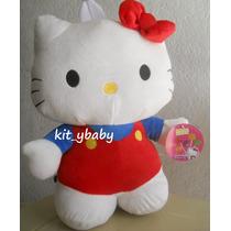 Hello Kitty, Mochila-peluche, Sanrio En Rebaja