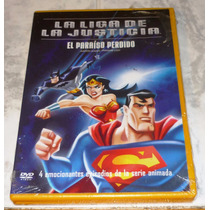 Dvd La Liga De La Justica: El Paraiso Perdido ¡rebajado!