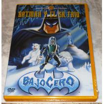 Dvd Batman Y El Sr. Frio: Bajo Cero ¡rebajado!