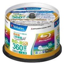 Verbatim Blu-ray Disc 50 Piezas Husillo - 50gb 4x Bd-r Dl -