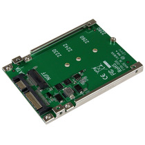 Adaptador Startech.com Sat32m225 Convertidor Ssd M.2 Ngff A