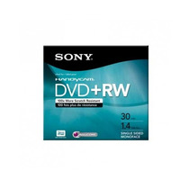Mini-dvd 1 4gb 4x 30min Sony Dpw30r2h R Jewel Case +c+