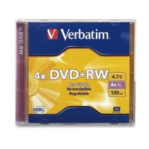 Disco Dvd+rw Verbatim - Ctd1