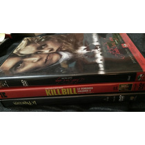 Dvd Kill Bill Vol. 2/ La Princesita/el Jinete Sin Cabeza