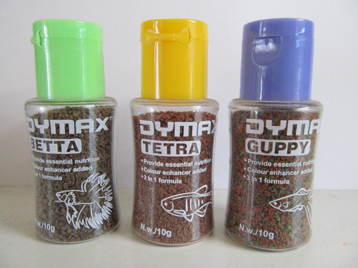 Dymax alimento para peces en mercadolibre for Comida para peces