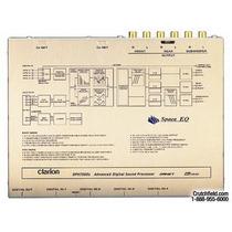 Procesador,analogo Digital Clarion Dph-7500z Proaudio Nuevo
