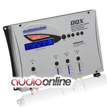 Ecualizador Digital Audiocontrol Dqx Con Crossover De 3