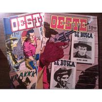 Comics De Oeste, De Editores Mexicanos Asociados S,a