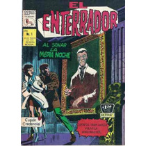 Remate Comic Num 1 El Enterrador La Prensa Excelente Rm4