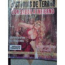 Con Sabor A Infierno, Historias De Terror
