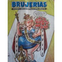 Brujerias #102, Hermelinda Linda, Ed 1967, Ed Editormex