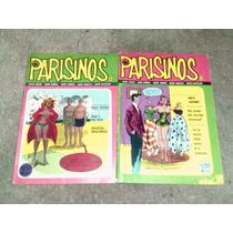 Comic Los Parisinos