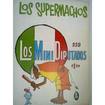 Los Supermachos No 229 Mayo 1970 Comic Antiguo Vv4