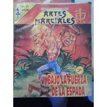 Sensacional De Artes Marciales#21, Ed Ejea